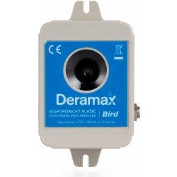 Deramax Bird Ultrazvukový plašič ptáků