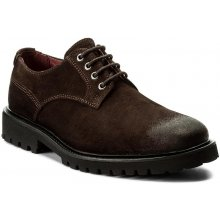 Polobotky GUESS - Travis FMTRA4 SUE14 BROWN
