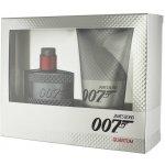 James Bond 007 Quantum EdT 50 ml + sprchový gel 150 ml dárková sada