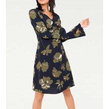 829aa5451aa0 Rick Cardona šaty s květinovým potiskem