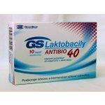 GreenSwan Laktobacily Antibio40 10 cps.