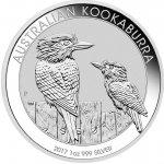 Kookaburra Stříbrná mince 1 Oz