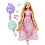 Mattel Barbie Kouzelné vlasy blondýnka