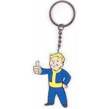 Přívěsek na klíče 4 Vault-Boy Approves