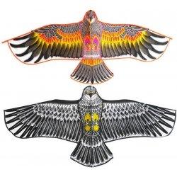 KIK Velký létací drak Orel 160 x 70 cm