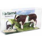 ALBI Kouzelné čtení Rozšíření hry Na farmě 2 kráva a kočka