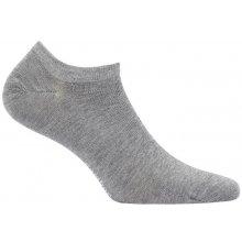 8c974fb9331 pánské kotníkové ponožky BAMBOO se silikonem béžová