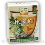Maxivita Herbal Horký nápoj s příchutí černého bezu 10 sáčků 40 g