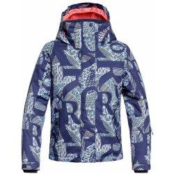 5429847a0 Dětská bunda a kabát Roxy JETTY GIRL JK CROWN BLUE_FREESPACE GIRL