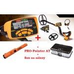 Garrett Detektor kovů ACE 400i + PRO-POINTER AT