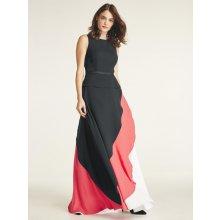 heine TIMELESS večerní šaty v sofistikovaném vrstveném vzhledu pestrobarevná a7707c3d67
