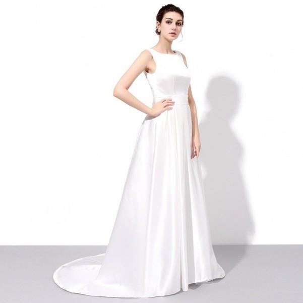 Šaty na svatbu Nádherné svatební šaty - Seznamzboží.cz 147399b91f1