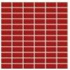 Ceramika Paradyz Altea Rosa - obkládačka mozaika 30 x 30 (2,3 x 4,8) červená lesk