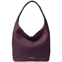Michael Kors Lena Large Shoulder Bag Damson