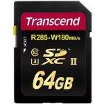Transcend SDXC 64GB UHS-II U3 Ultimate TS64GSD2U3