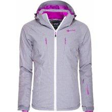 Kilpi dámská lyžařská bunda Addison šedá