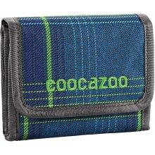 CoocaZoo Peněženka CashDash Walk The Line Lime
