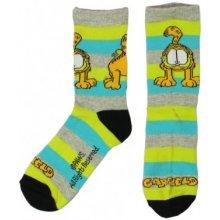 E plus M Chlapecké ponožky Garfield