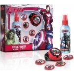 Avengers Body spray 10 ml + raketomet dárková sada