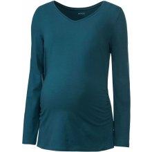 Esmara dámské těhotenské triko s dlouhými rukáv tyrkysová
