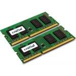 Crucial SODIMM DDR3 16GB (2x8GB) 1866MHz CL13 CT2K102464BF186D