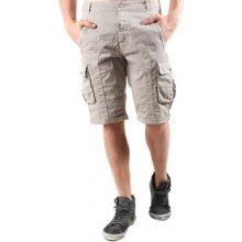 Absolut Joy & Bermudy Man Shorts Béžové