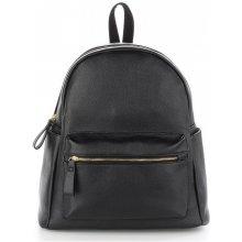 Anna Grace elegantní dámský batoh AG00186C černý 4b890e36a7