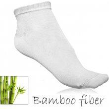 dámské bambusové ponožky nízké