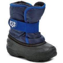 Kamik Snowbug3 Navy dětské zimní sněhule