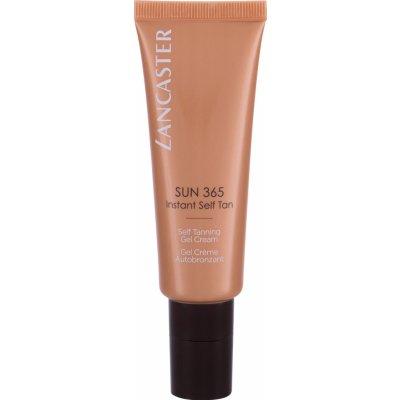 Lancaster samoopalovací gel-krém na obličej Sun 365 (Self Tanning Gel Cream) 50 ml