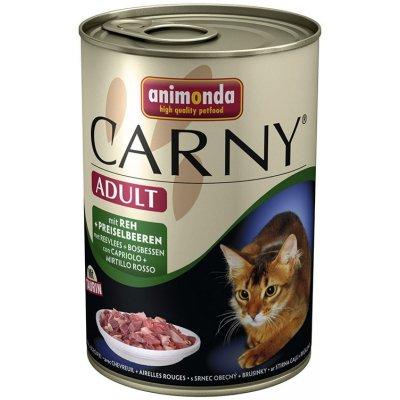 Animonda Carny Adult srnčí & brusinky 400 g