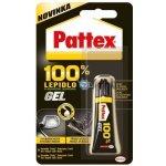 Gelové lepidlo Pattex 100% 8 g