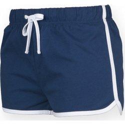 0c4528a32c6c Dámské retro šortky SF Women modrá námořní - bílá alternativy ...