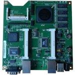 PC Engines ALIX.2D18 system board (LX800 / 256 MB / 2 LAN / 2 miniPCI / USB int + ext); alix2d18