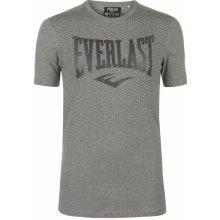 bf41bad59c86 Everlast Geo Print T Shirt Mens Grey Marl