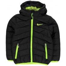 Nike Hood Padded Jacket Infant Boys Black 0774cfdb113