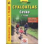 Cykloatlas Česko 1:75 000