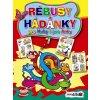Rébusy a hádanky pro Kuby a pro Anky - neuveden - 16x24