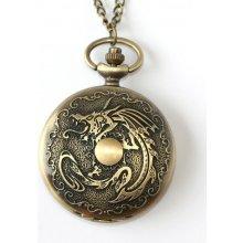 dbf29a708 kapesní hodinky · MR Čínský Drak 1792