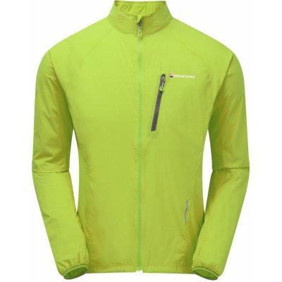Montane Featherlite Trail jacket Laser green