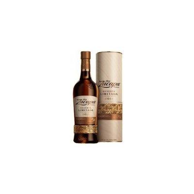 Ron Zacapa Centenario RESERVA LIMITADA Solera Gran Reserva 2015 Rum 45% 0,7 l (tuba)