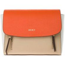 DKNY Greenwich Cross body bag béžová oranžová
