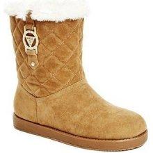 Guess zimní boty Alda Boots hnědá