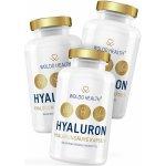 WoldoHealth Kyselina hyaluronová s kolagenem biotin a zinkem 270 cps.