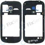 Kryt Samsung Galaxy S3 Mini i8190 střední modrý