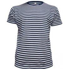 Námořnické tričko Dirk pruhované modrobílé