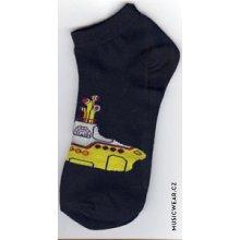 The Beatles ponožky Yellow Submarine dámské