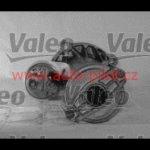 VALEO Startér VA 438186