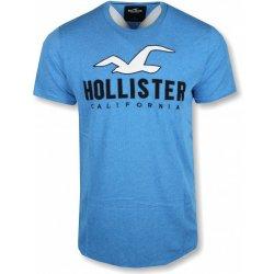 ccb7191fec Hollister tričko iconic modré alternativy - Heureka.cz