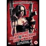 Bring Me the Head of the Machine Gun Woman DVD